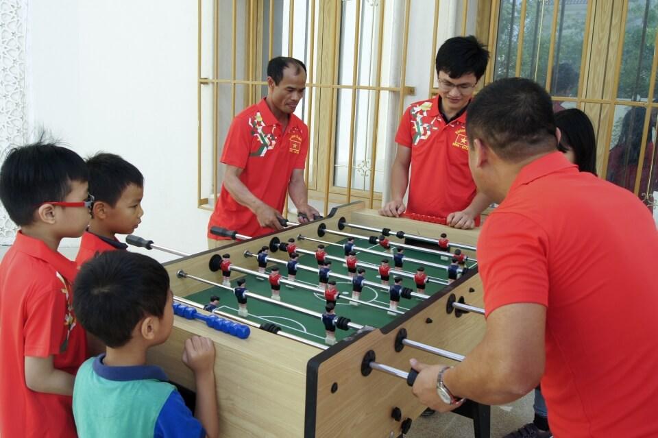 ĐSQ tổ chức gặp mặt và trao Giải thể thao cộng đồng người Việt tại Qatar 2018