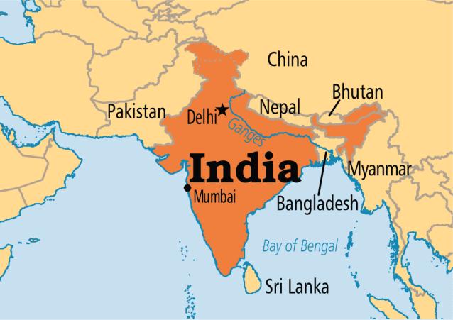 india la nuoc nao