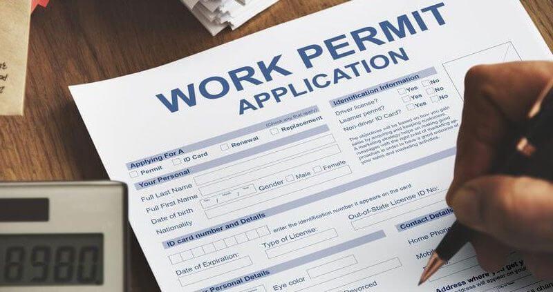 Những giấy tờ cần để xin giấy phép lao động cho người nước ngoài