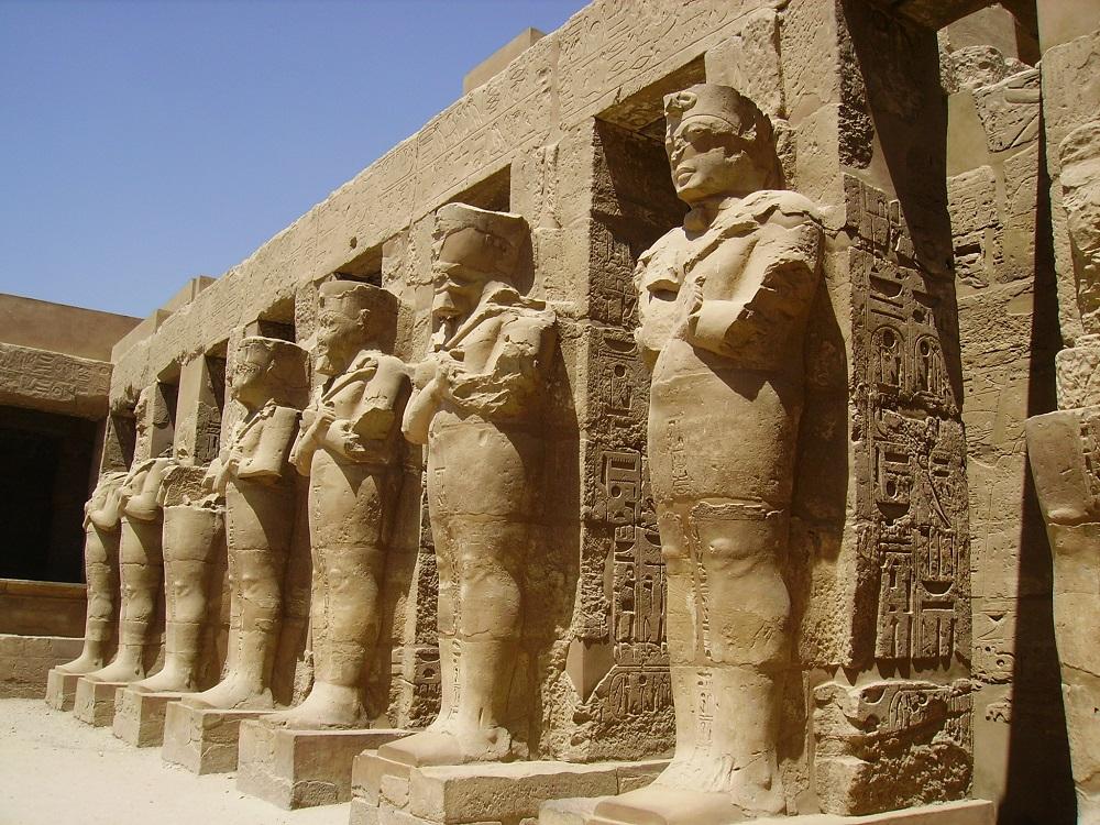 di tích lịch sử Ai Cập cổ đại