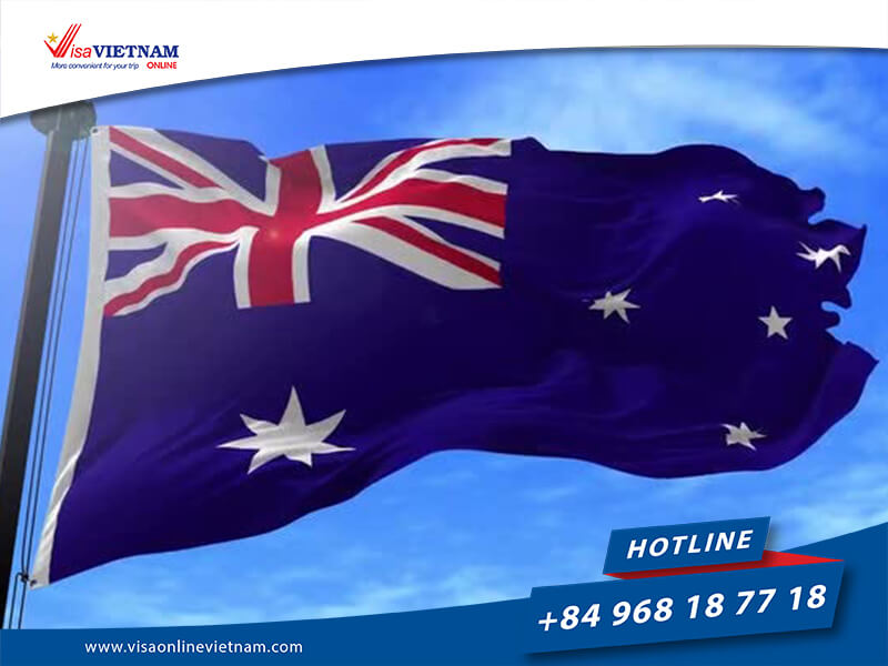New information about Vietnam e-visa (electronic visa) for Australian citizens