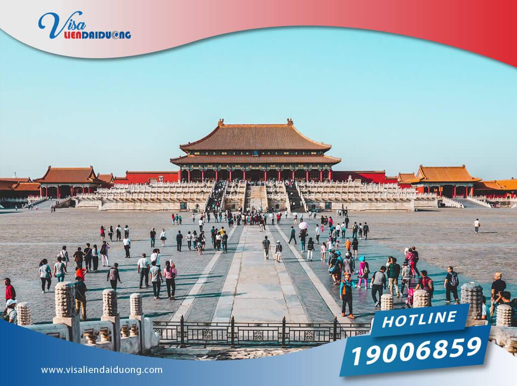dịch vụ làm visa Trung Quốc tại TPHCM