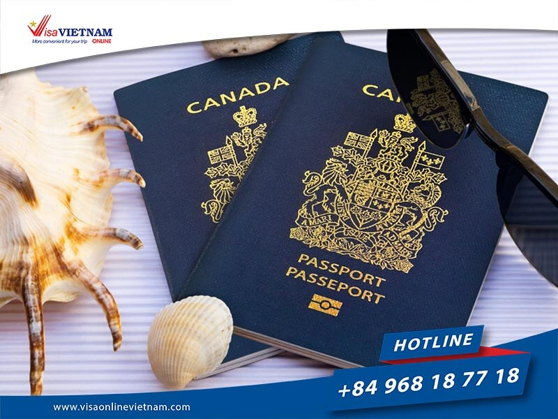 Where is General Consulate of Canada in Vietnam located?
