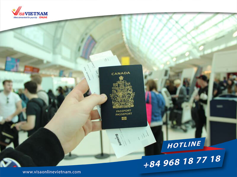 Vietnam visa extension for Canadian citizens