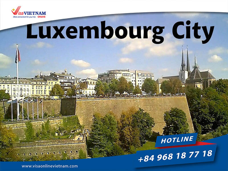 How to apply Vietnam visa in Luxembourg? - Visa Vietnam au Luxembourg