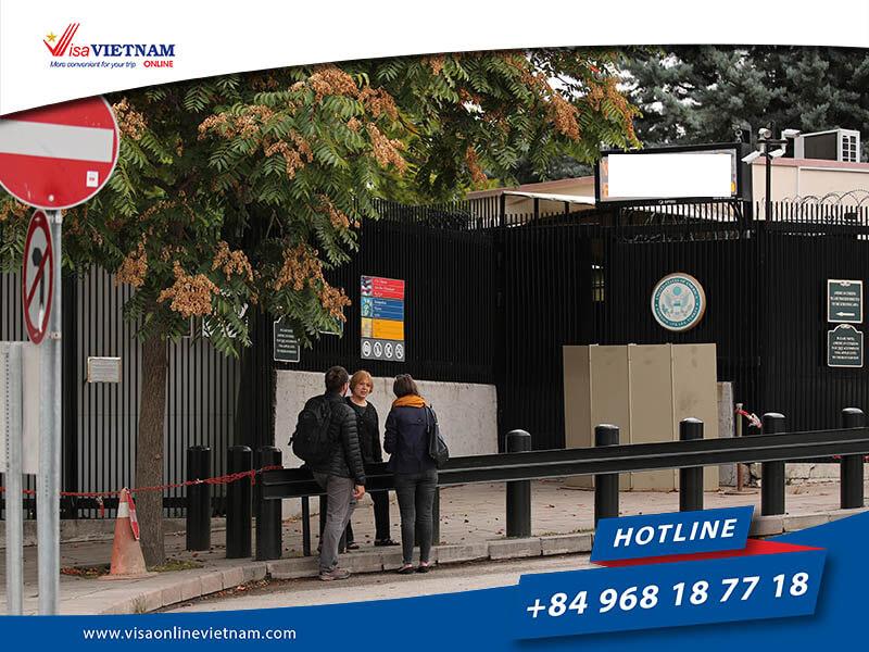 Vietnam embassy in Belgium - Ambassade du Vietnam en Belgique