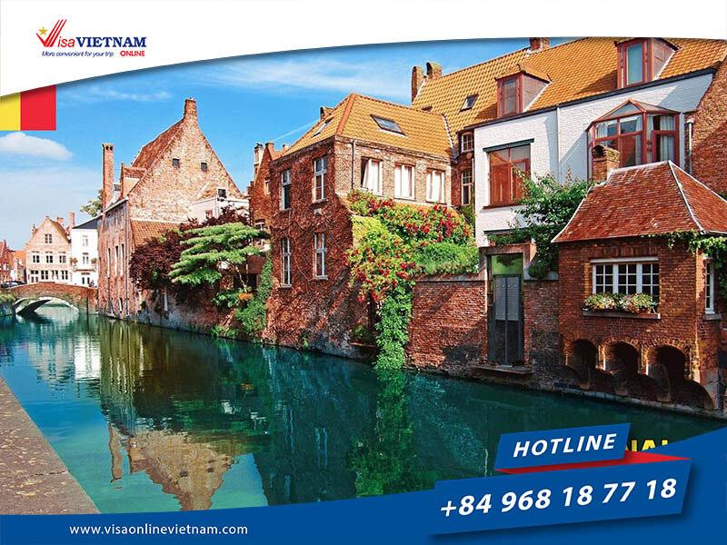 Vietnam embassy in Belgium – Ambassade du Vietnam en Belgique