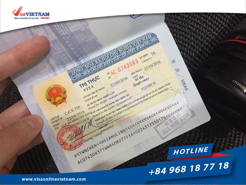 How to apply Vietnam visa in Luxembourg? - Visa Vietnam au Luxembourg