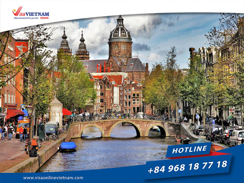 Vietnam visa requirements in Netherlands – Vietnam visum in Nederland