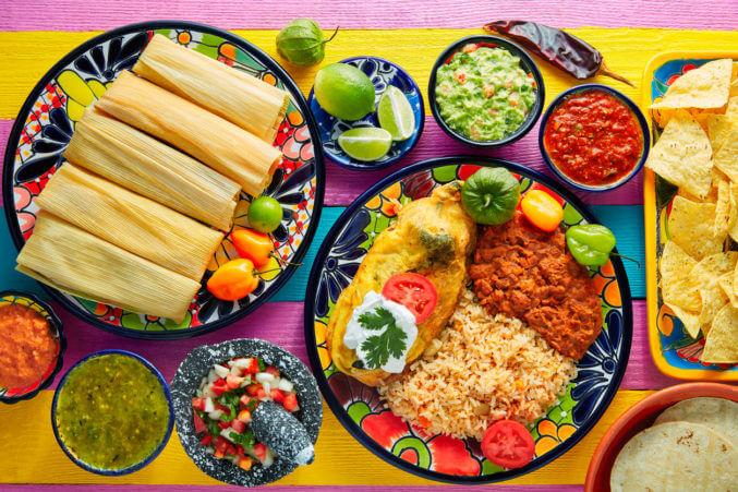 Top 10 món ăn bạn không thể bỏ lỡ khi du lịch Mexico