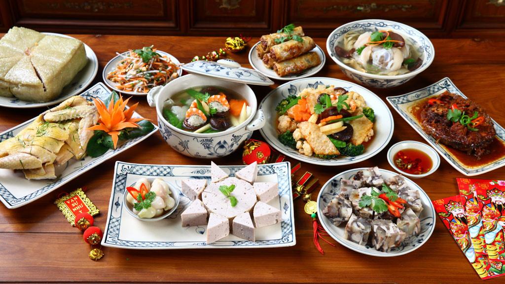 [Cẩm nang] Các món ăn ngày Tết đặc trưng của ba miền