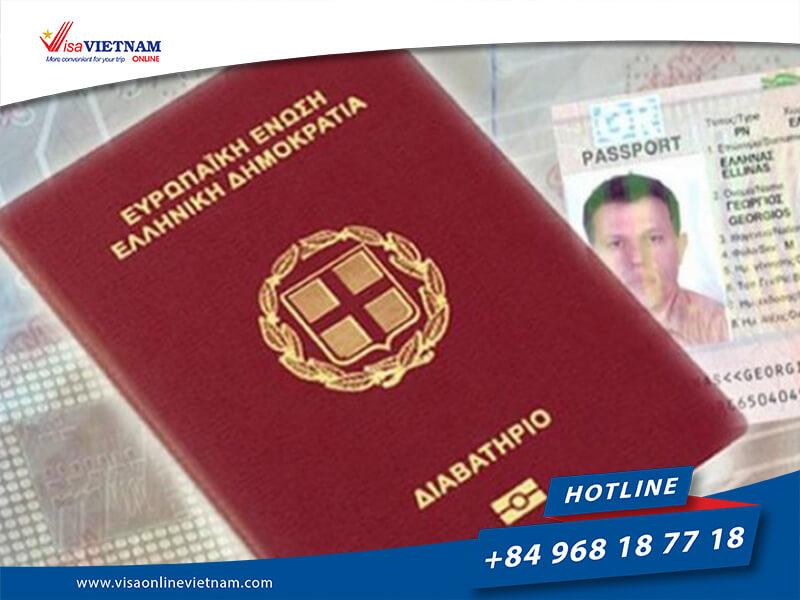 How to get Vietnam visa on arrival in Greece?