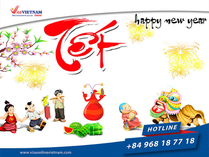 Traditional Vietnamese customs in Vietnam Lunar New Year