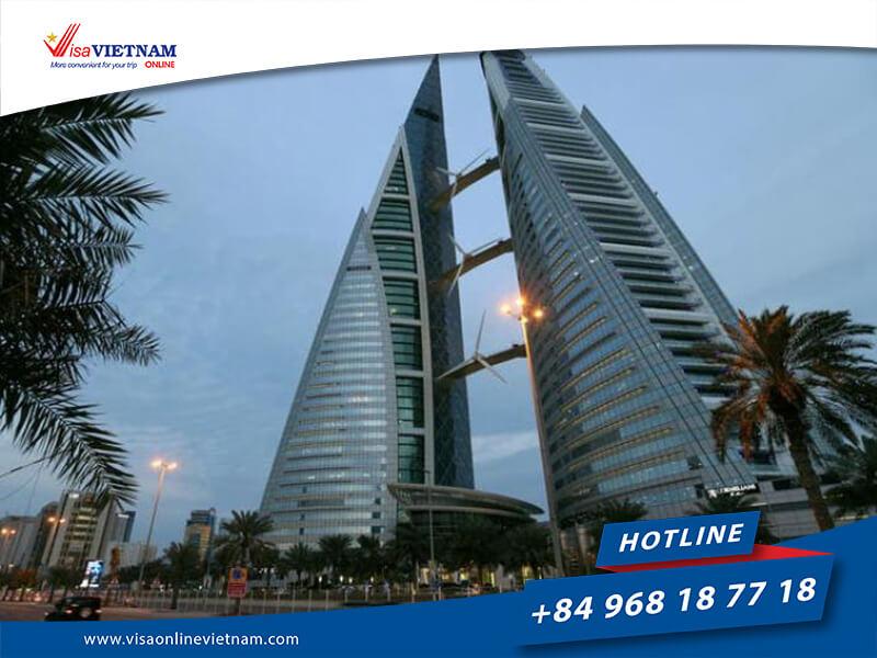 How to get Vietnam visa on Arrival in Bahrain?
