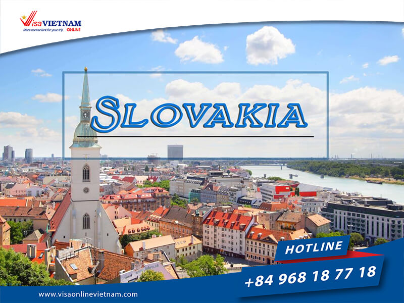 How to get Vietnam visa on arrival in Slovakia?