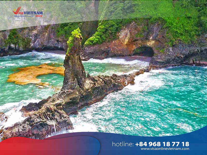 How to get Vietnam visa on arrival in Dominica?