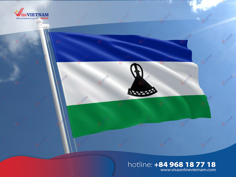 How to get Vietnam visa on arrival in Lesotho?