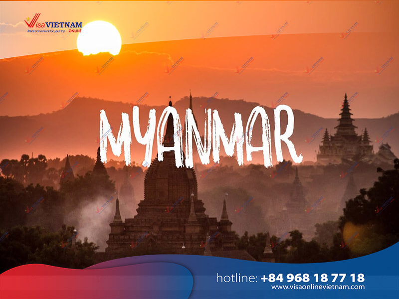 How to get Vietnam visa on arrival in Myanmar?