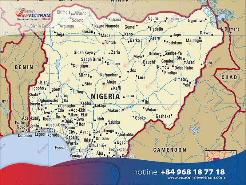 How to get Vietnam visa on Arrival in Nigeria?
