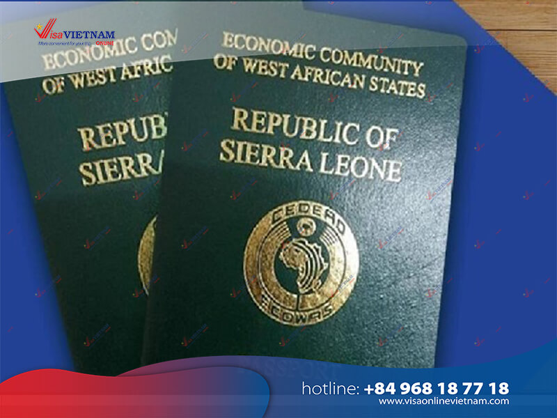 How to get Vietnam visa on Arrival in Sierra Leone?