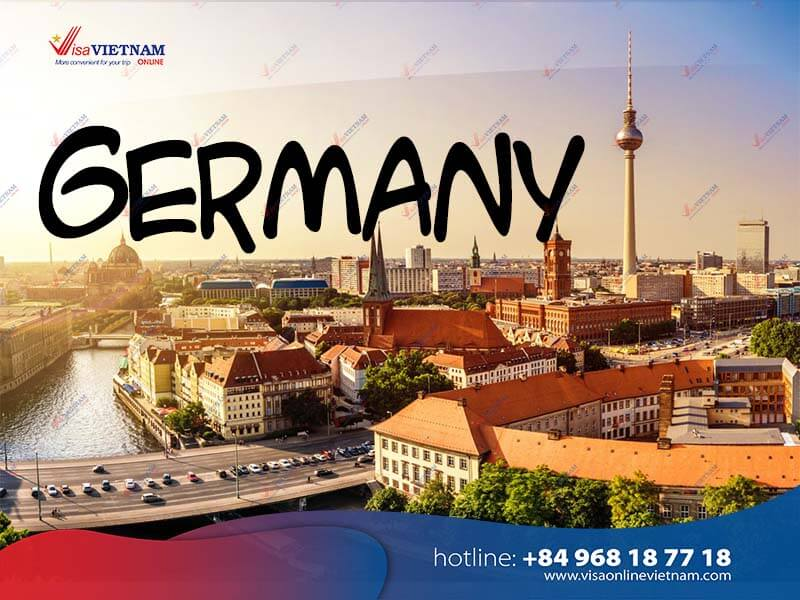 How to get Vietnam visa in Germany? – Vietnam Visum in Deutschland