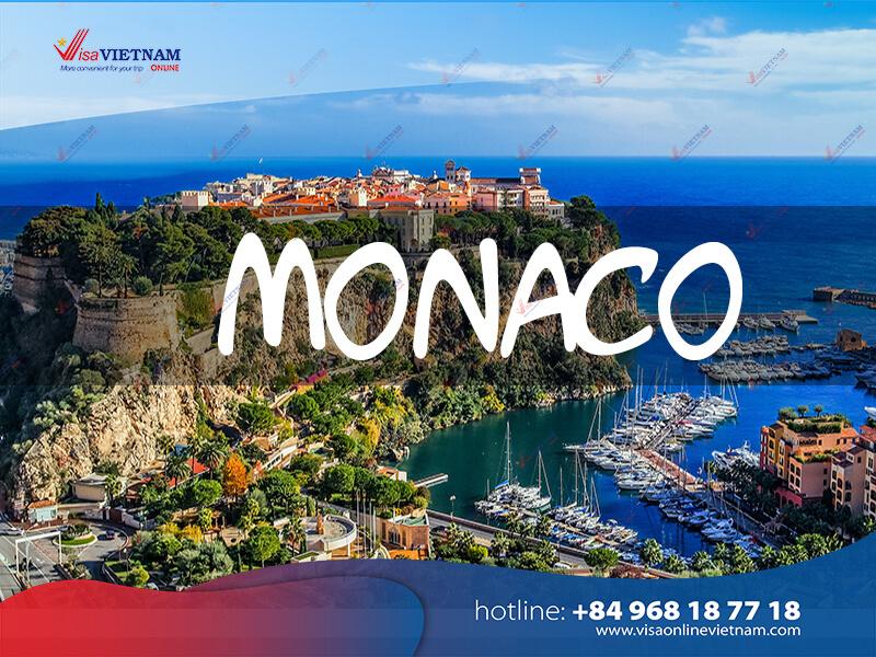 How to get Vietnam visa in Monaco? – Visa Vietnam à Monaco