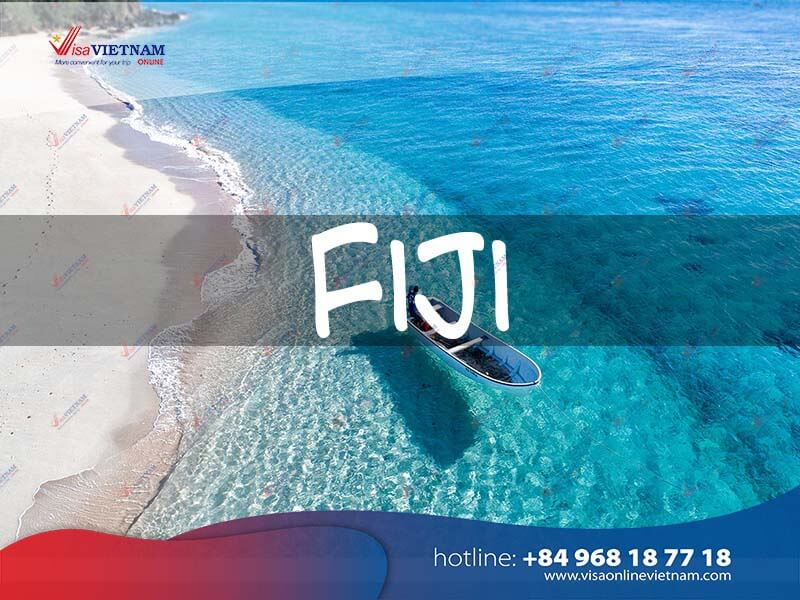How many ways to get Vietnam visa in Fiji?