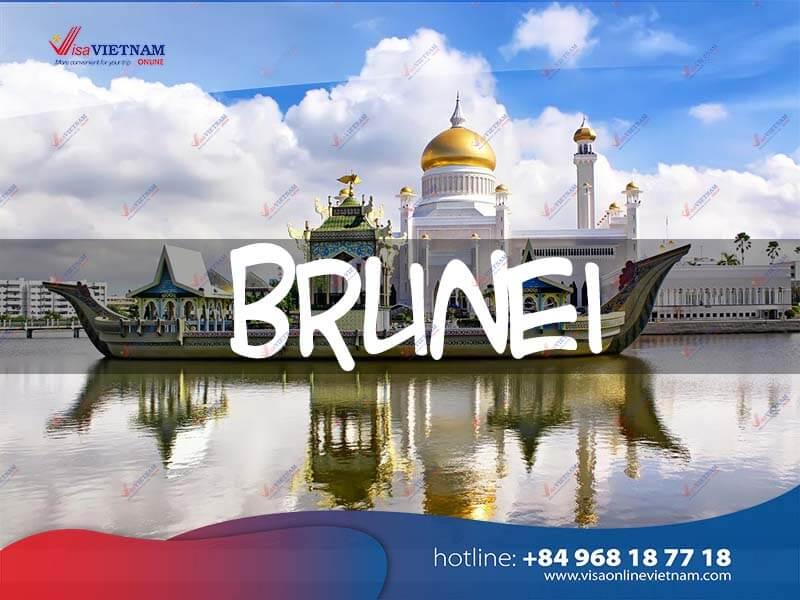 How to get Vietnam visa in Brunei? – Visa Vietnam di Brunei