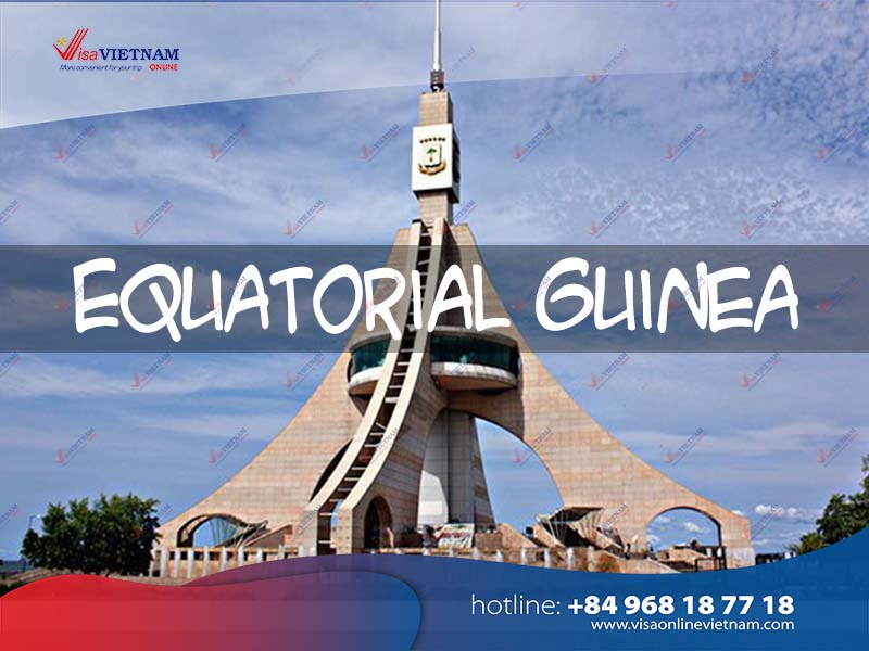Ways to get Vietnam visa in Equatorial Guinea