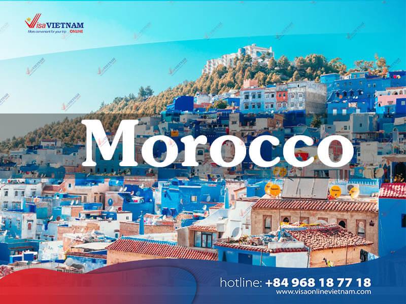 How to get Vietnam visa in Morocco? – تأشيرة فيتنام في المغرب