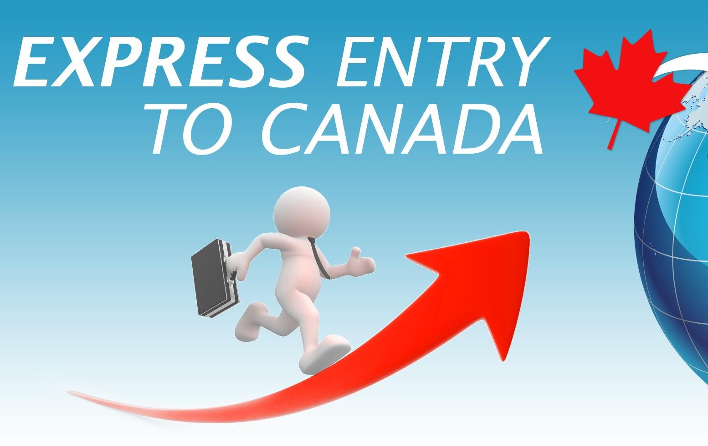 Định cư Canada theo diện Express Entry