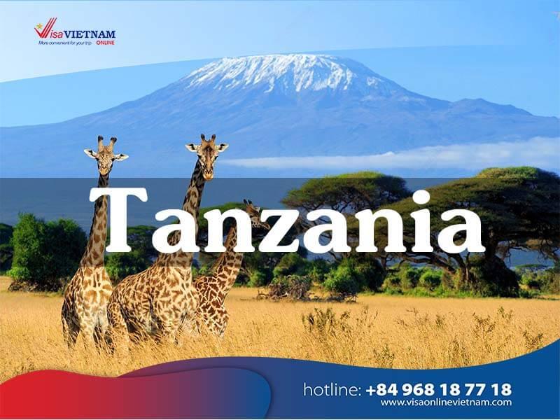 How to get Vietnam visa in Tanzania? – Visa vya Vietnam nchini Tanzania
