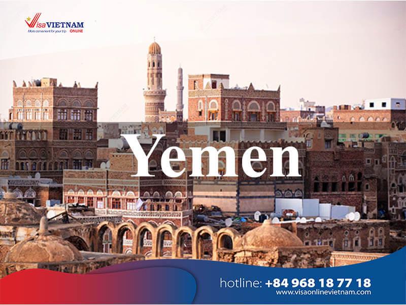 How to get Vietnam visa in Yemen within a minute? - Yamanda Vetnam vizasi